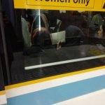 کتابخوانی در مترو