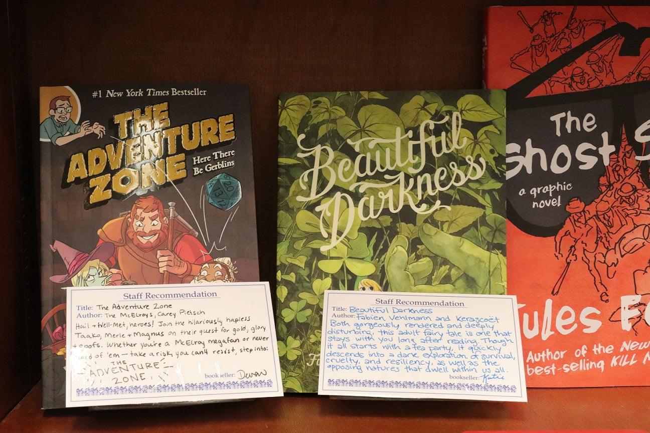 کتابفروشی فرهنگ کتاب در نیویورک