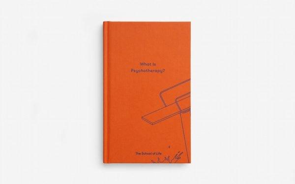 جلد نسخه انگلیسی کتاب رواندرمانی چیست