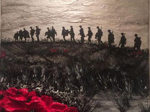 چرا شعر دفاع مقدس مسیری جداگانه از شعر جنگ است؟