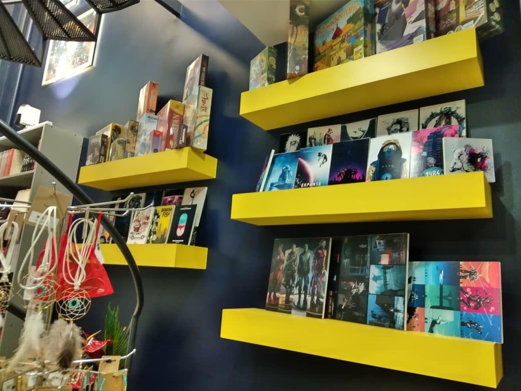 افتتاح یک کتابفروشی ویژه ادبیات گمانهزن
