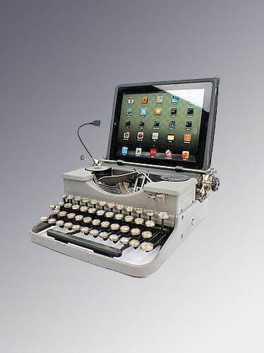 نوشتن چیزی شده است مانند حرف زدن
