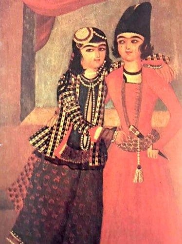 هفت شهر عشق، هفت داستان عاشقانه فارسی